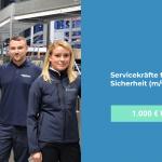 Servicekräfte für Schutz uund Sicherheit m-w-d-2021