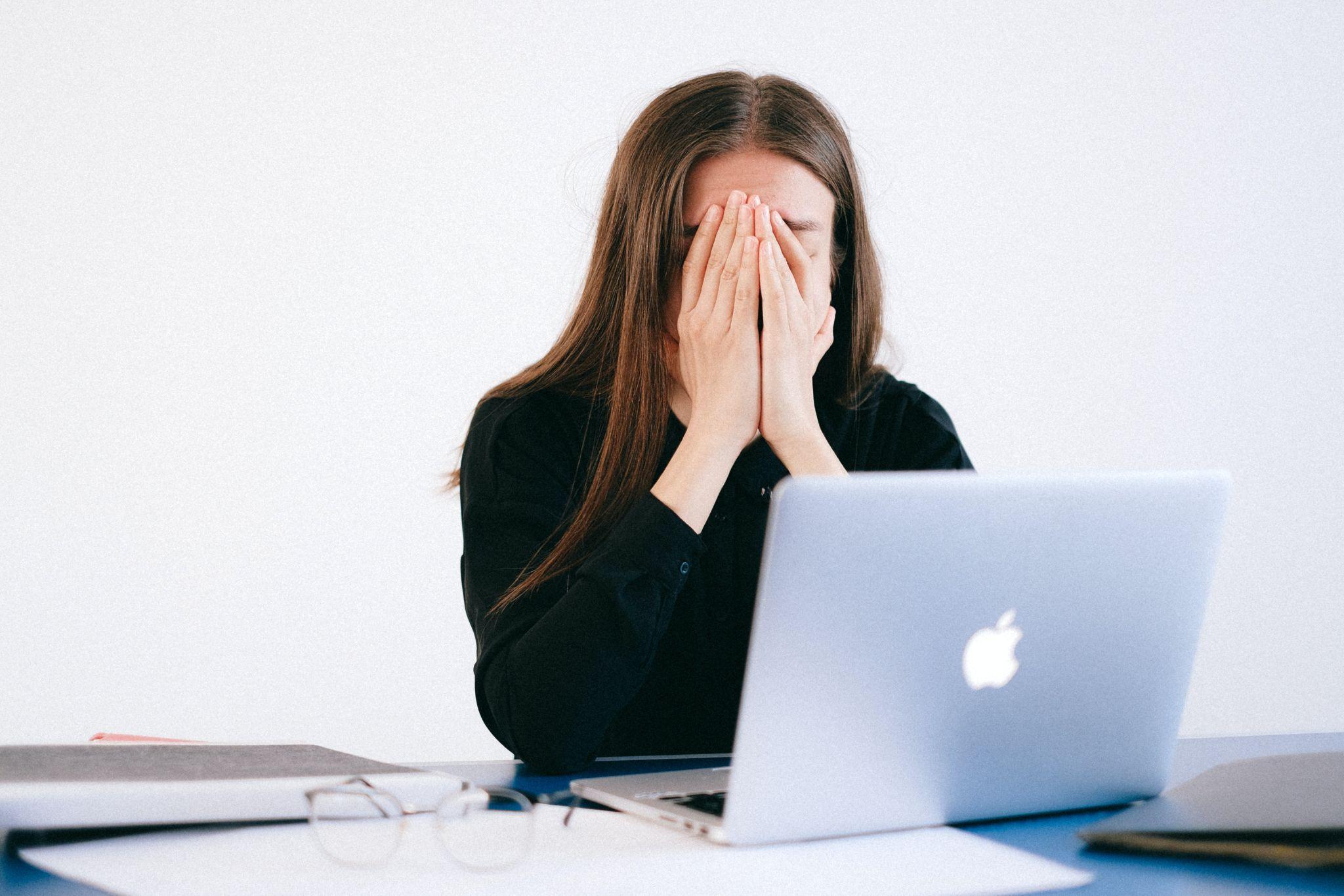 Stress und Gedankenkreisen